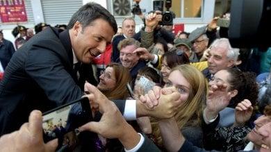 Renzi, dimissioni dopo il Referendum Le sue visite a Parma -  Foto