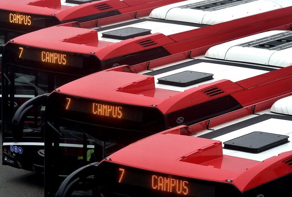Tep, i nuovi bus autosnodati per il trasporto pubblico a Parma