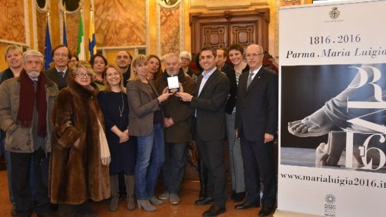 Parma concluso l 39 omaggio a maria luigia 16 mostre 16 for Mostre a parma