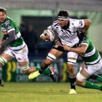 Zebre Parma  sconfitte nel derby