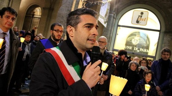 Pizzarotti pronto alla ricandidatura: l'annuncio dopo Sant'Ilario