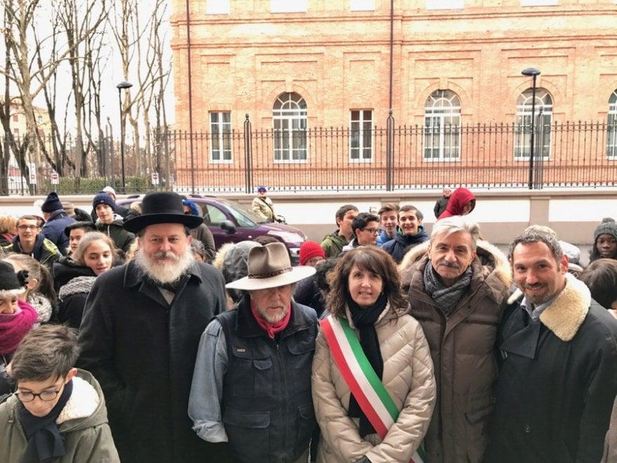 Pietre d'inciampo: Parma ricorda le famiglie deportate nei campi di sterminio