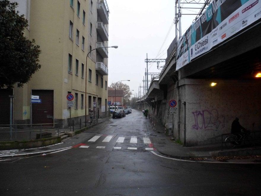 """""""San Leonardo abbandonato"""": foto e proposte del candidato Alfieri"""