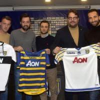 Parma, Faggiano presenta gli ultimi colpi: