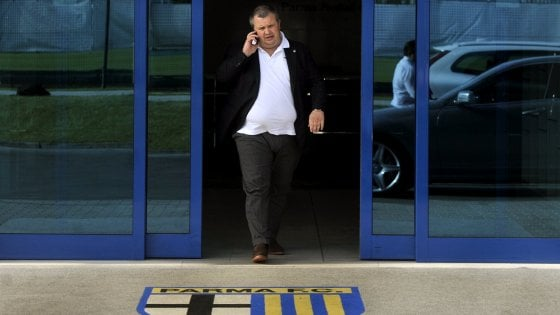 """Parma Fc, Ghirardi: """"Leonardi ha amministrato 4 anni prima del dissesto"""""""