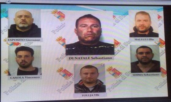 Parma, operazione Broker della polizia: sequestrati dieci chili di droga