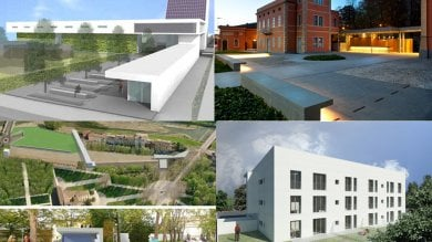 Architettura: Parma vista da Dario Costi