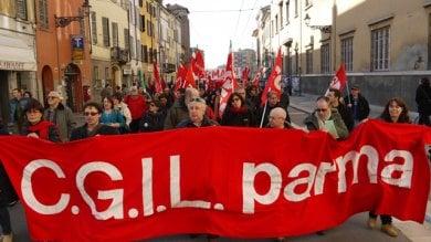 Iscritti alla Cgil, record storico  A Parma: oltre 76mila tesserati