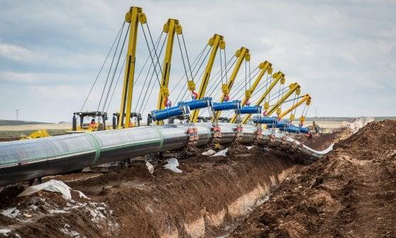 Economia, altro che muri: Sicim collega Messico e Usa all'insegna del gas
