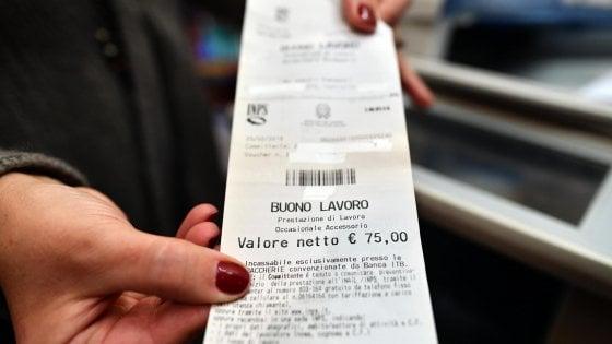 Parma, voucher raddoppiati in due anni: oltre un milione e 200mila nel 2016