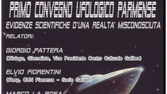 Alieni e ricerca scientifica l'Ufologia atterra a Parma