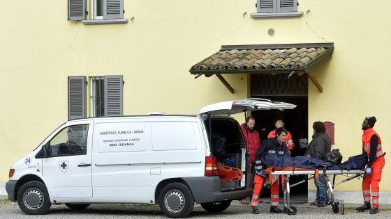 Parma, anziano muore dopo una lite con il figlio
