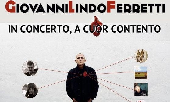 Musica, Giovanni Lindo Ferretti in concerto a Parma