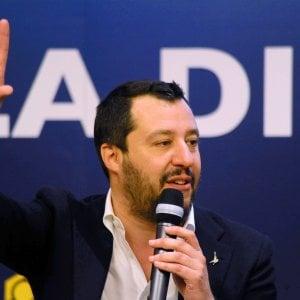Elezioni, Salvini in Emilia