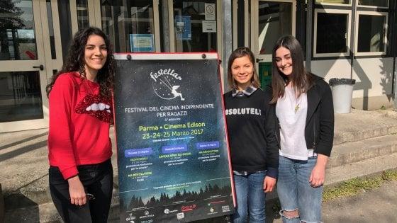 All'Edison di Parma il festival del cinema realizzato dagli studenti