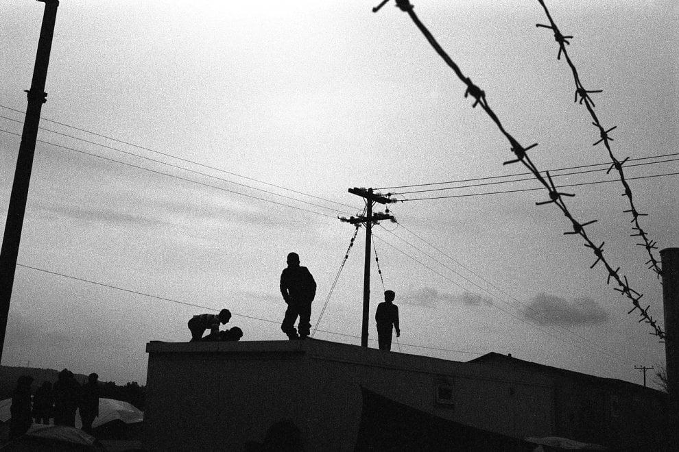 """""""Idomeni blues–un posto sulla terra"""": al museo Guatelli le foto di Nori"""