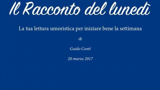 Centro massaggi, il racconto del lunedì di Guido Conti