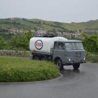 Nelle Terre Verdiane la sfida dei camion d'epoca