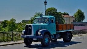 Terre Verdiane, sfida tra camion d'epoca