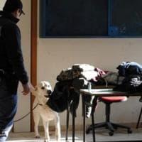 Parma, polizia con i cani antidroga nell'istituto delle Salesiane
