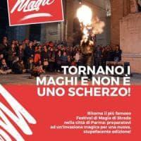 A Parma tornano i maghi di stada: i protagonisti e il programma
