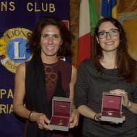 """Lions Club Parma Maria Luigia, premio giornalistico """"Con gli occhi di una donna"""""""