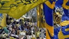 Gubbio-Parma alle 16,30