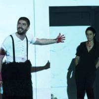 A Teatro Due di Parma il Giulio Cesare di Rigola con Michele Riondino