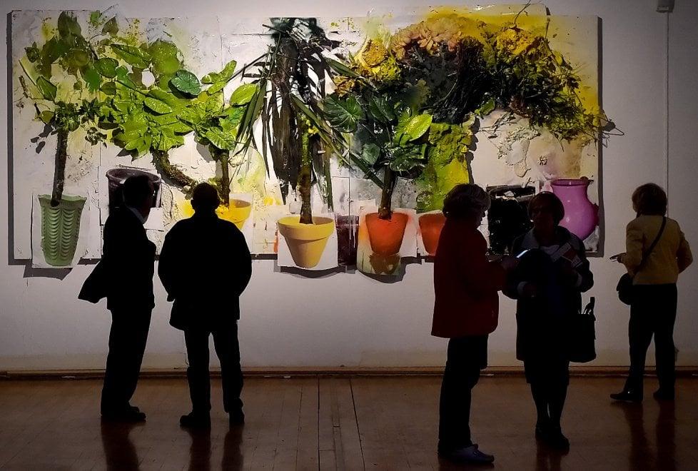 Parma 360 festival al via con le mostre degli artisti viti for Mostre a parma