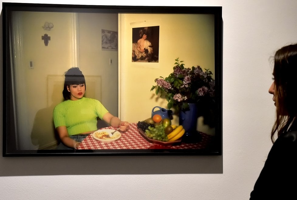 Fotografia, a Parma inaugurata la mostra di Patti Smith