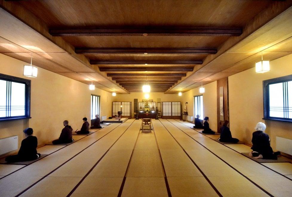 Natura e spiritualità: Pasqua nel monastero zen nel Parmense