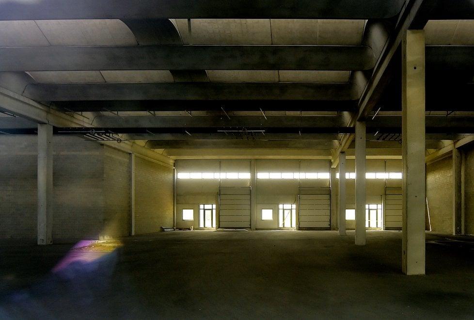 Parma, nel centro commerciale fantasma La Vela di San Prospero