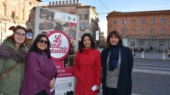 La città delle donne, itinerario urbano per valorizzare la storia femminile