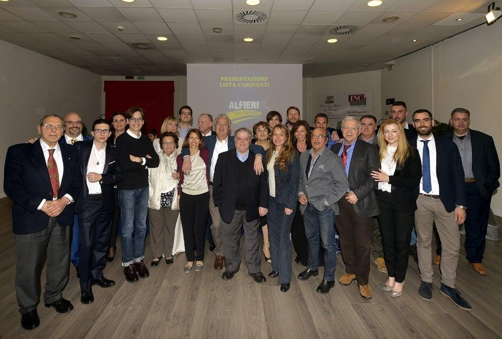 Alfieri per Parma: la lista - Foto