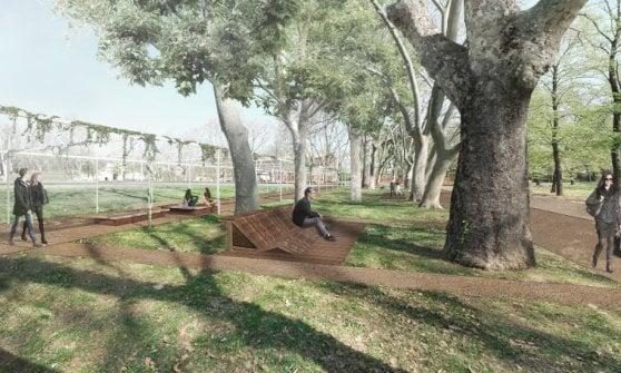 Parma, ecco il restyling della Cittadella
