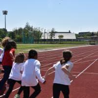 Parma, nuova pista d'atletica al Lauro Grossi