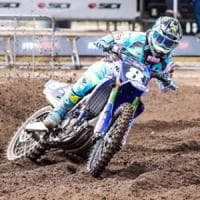 Motocross, lo storico debutto di Kiara: