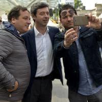 Politica, visita di Andrea Orlando a Parma - Foto