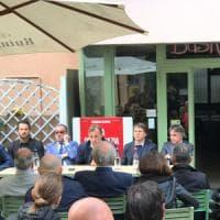 Elezioni, Orlando e Richetti a Parma tra primarie e Comunali
