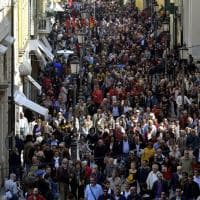 25 Aprile a Parma, migliaia di cittadini alla celebrazione