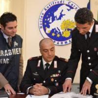 Parma, i carabinieri sequestrano 1800 litri di latte per l'infanzia