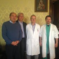 Parma, staffetta dei trapianti di rene: cinque interventi in 36 ore