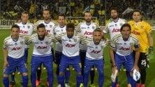 Parma in campo a Teramo