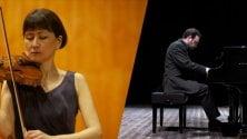 Concerto di Hae-Sun Kang e Ciro Longobardi