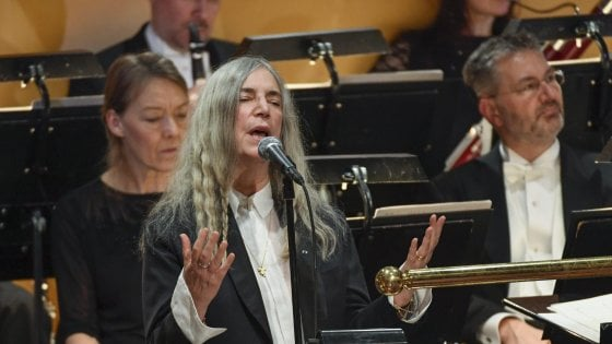 Patti Smith, laurea ad honorem all'Università di Parma