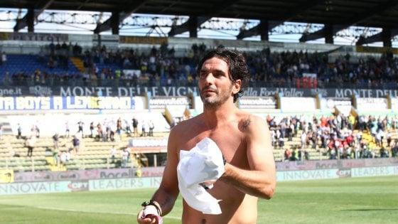 """Parma, Lucarelli: non indosso maglia Reggiana. Gravina: """"Attenti a certi messaggi"""""""