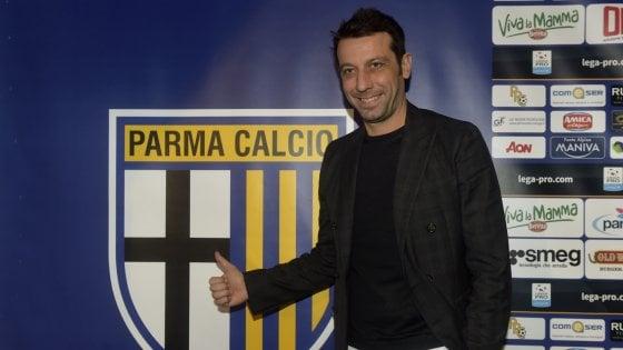 """Parma-Reggiana, D'Aversa: """"Vincere per ricompattare l'ambiente"""""""