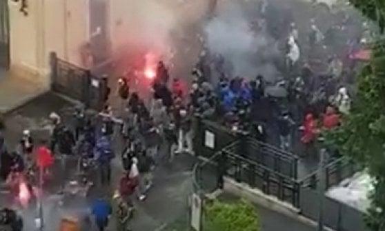 Il Parma batte la Reggiana: Baraye decide il derby