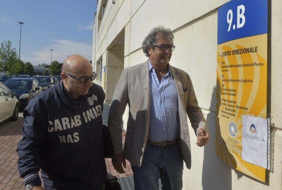 Indagine Pasimafi del Nas di Parma: l'arresto del luminare Fanelli