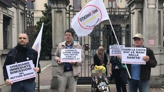 """Inchiesta sulla sanità a Parma, M5s: """"Caso grave, Borghi deve dimettersi"""""""